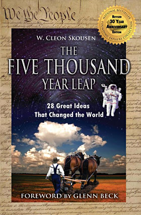 The Five Thousand Year Leap, 30th Anniversary Edition cover