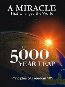 The Five Thousand Year Leap W Cleon Skousen border=